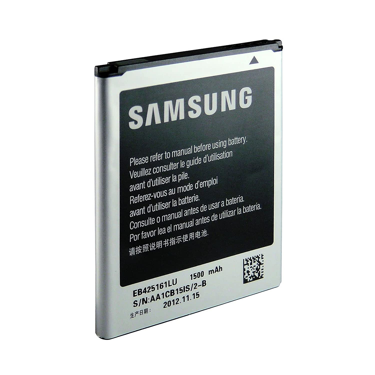 Samsung galaxy s duos s7562 full phone specifications - Ae Mobile Accessories Original Samsung Eb425161lu Battery For Galaxy S Duos S7562 1500mah Amazon In Electronics