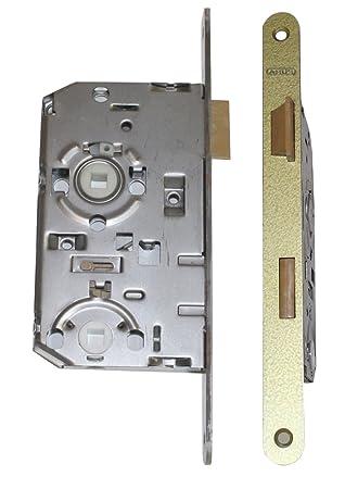 Abus Einsteckschloss 78/8mm rechts Badezimmer Bad WC Tür Schloss ...