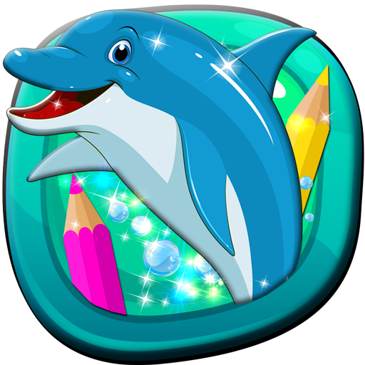 Amazon Com Dolphin Coloring Book Appstore For Android