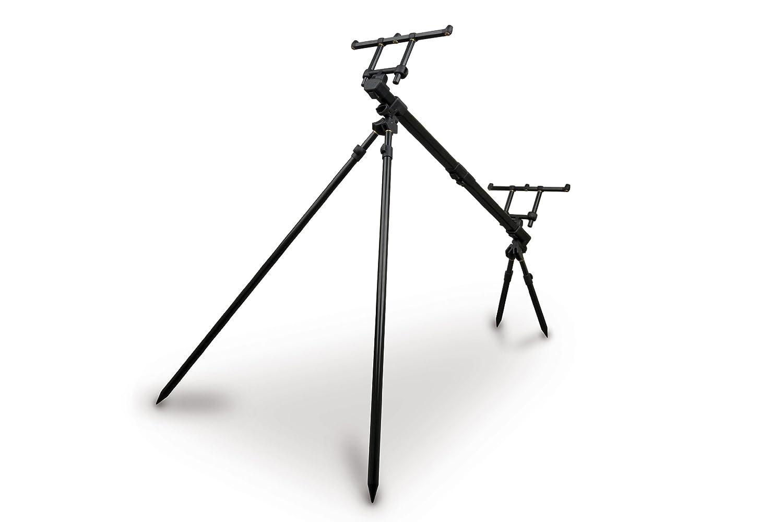 Cormoran Pro Carp Rod /& High Pod Rod Pod Rutenst/änder Lange ausziehbare Beine