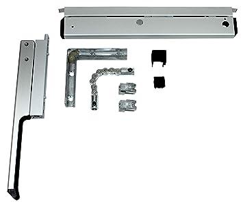 GU Oberlicht Fenster /Öffnerschere Ventus F200 Silber EV1 K-15013-00-0-1