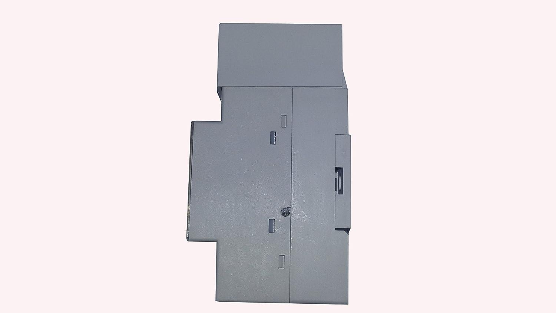 YMBERSA Reloj Programador 24H para Cuadro eléctrico de Piscinas. 230v Mono. 2 módulos, con Reserva de Marcha: Amazon.es: Jardín