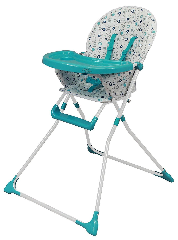 Bebe Style Trona Bebé Plegable EZ 123: Amazon.es: Bebé