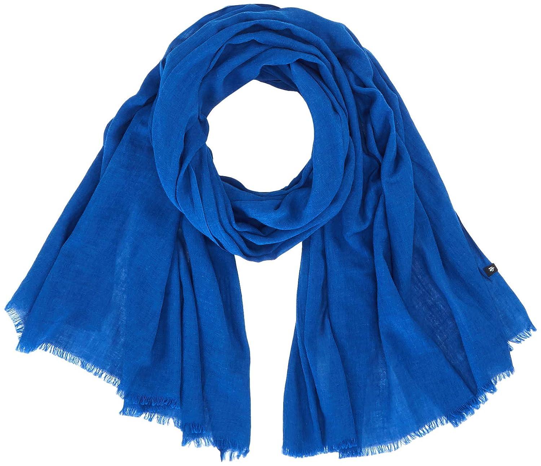 Marc OPolo 901809302211 Bufanda, Azul (Calico Blue 850), única ...