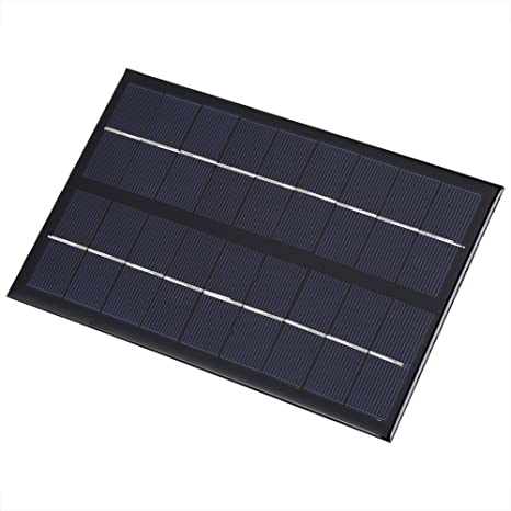 Amazon.com: Mini módulo de panel solar de 3 W 9 V para ...