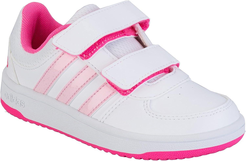 Adidas NEO Girls' Trainers White Size