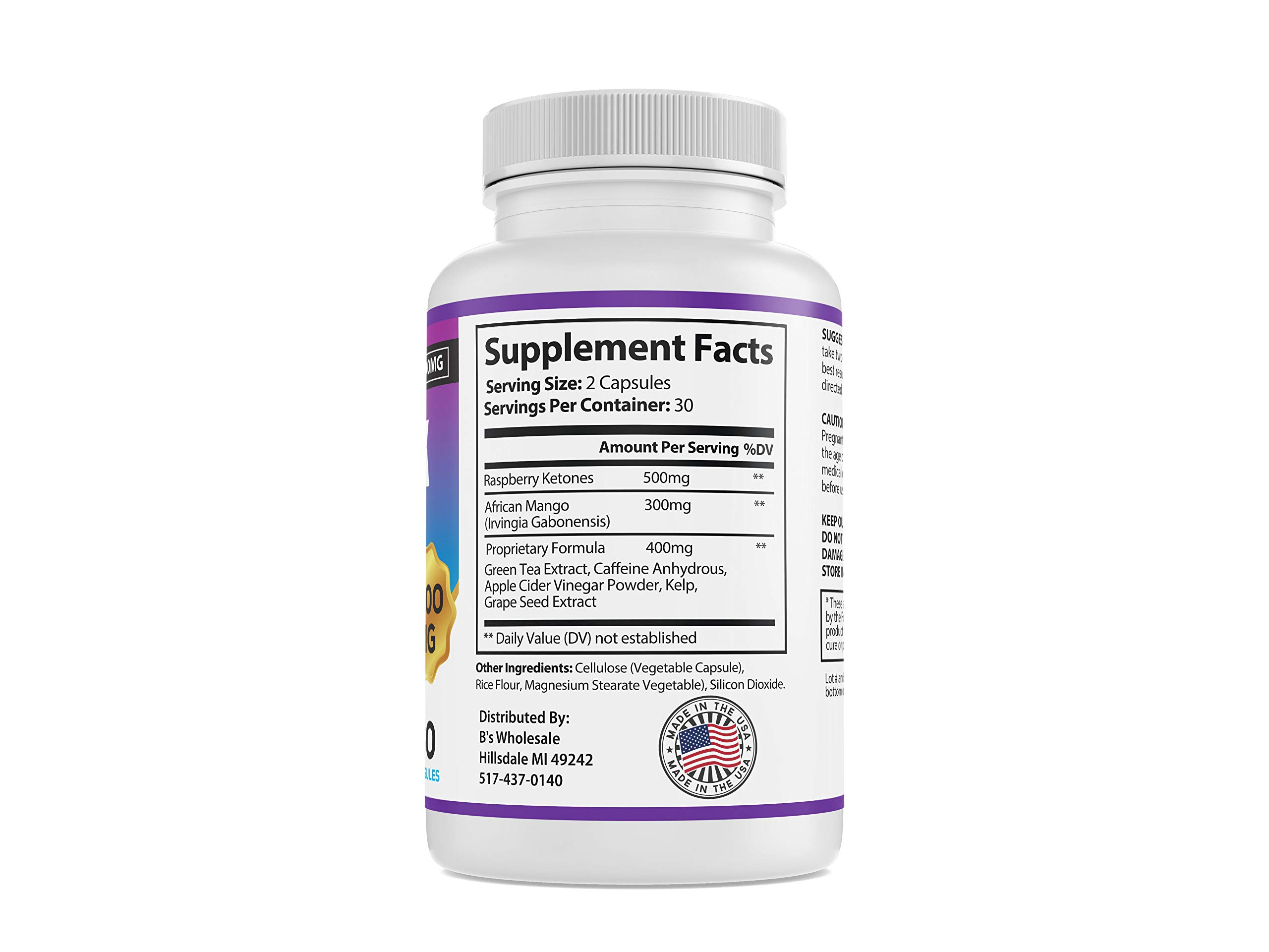 Keto Diet Pills - (1200mg 90 Day Supply) Weight Loss Fat Burner for Women & Men, Perfect Exogenous Ketones Supplement Burners by Keto Extra Strength 1200 (Image #6)
