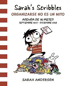 Agenda Sarah's Scribbles: Organizarse no es un mito
