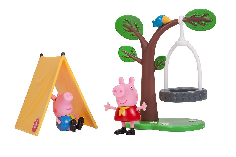 Peppa Pig Playground Fun Playtime Set 99817