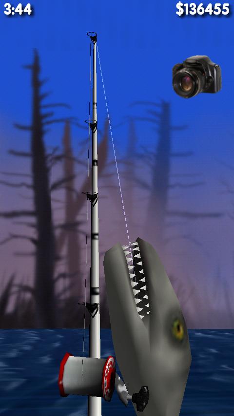 Big Dino Fishing 3D