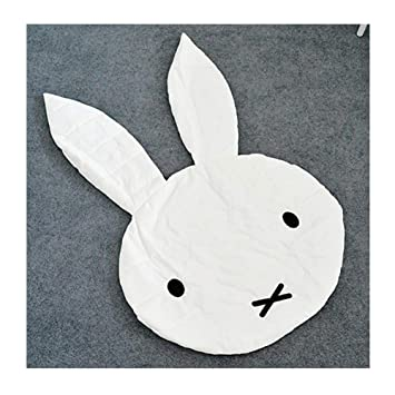 Amazon Com Rabbit Rug Baby Floor Mat Toys Photo Background