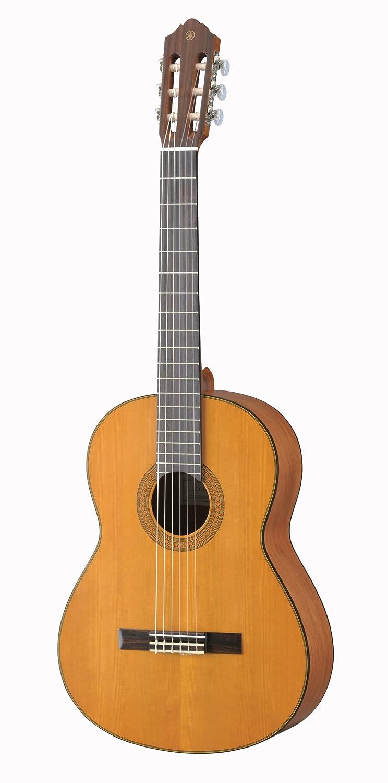 Yamaha CG122MC Cedar Top Classical Guitar, Matte Finish Yamaha PAC