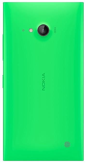 57 opinioni per Nokia Custodia con Ricarica Wireless Originale per Lumia 735, Verde