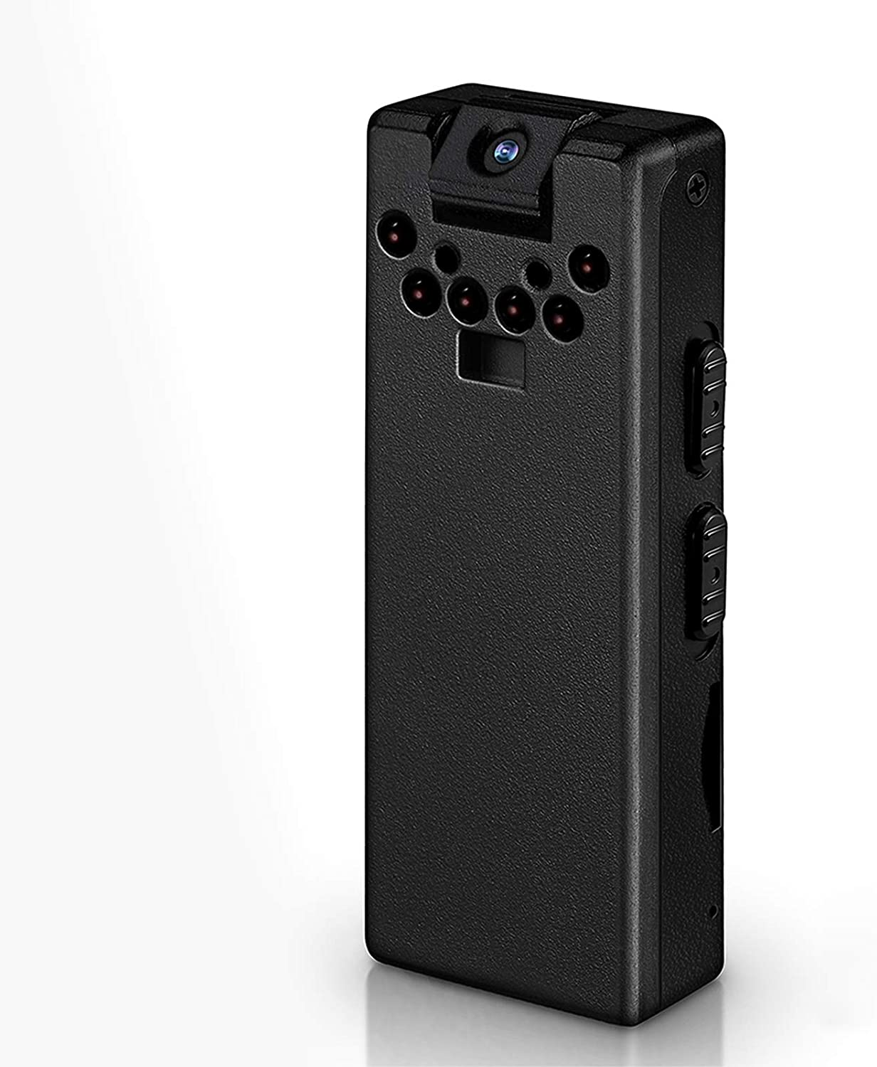 LZHZJOY Hidden Camera HD 1080p Spy Camera Mini Body Camera Video Recorder Portable Voice Recorder for Office-Lectures-Meetings- Classroom (32GB Card)