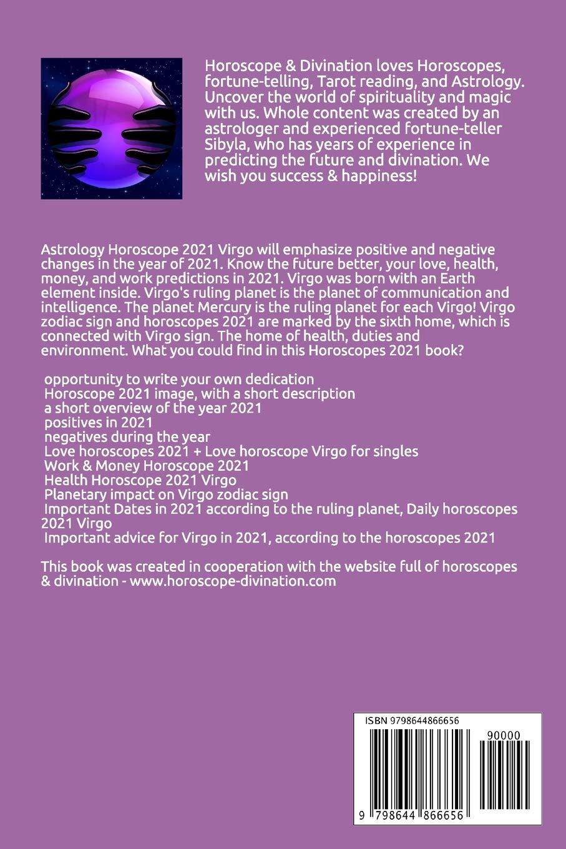 Virgo 2021 horoscope love