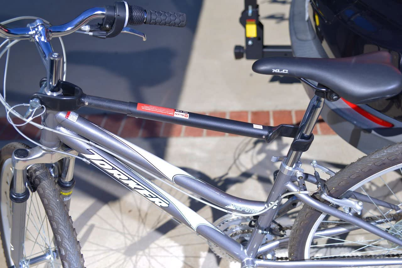 Allen Sports Tension Bar Bicycle Cross-Bar Adaptor Black