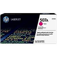 HP CE403A  - Tóner 507A para impresoras HP láser M551, 500 MFP M575, color magenta