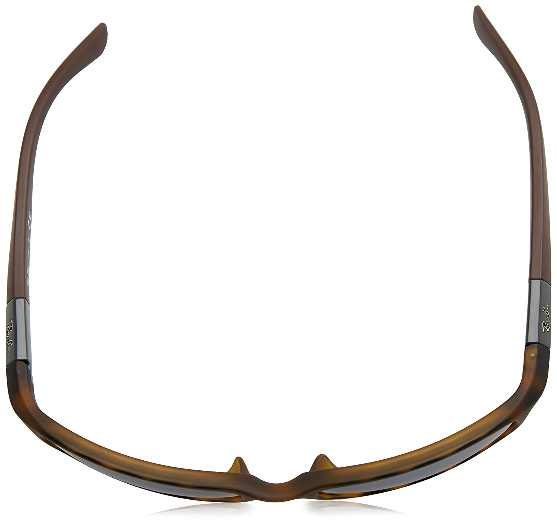 fefdcd03c8 Ray-Ban 0RJ9056S 702730, Gafas de Sol Unisex-Niño, Matte Havana, 50:  Amazon.es: Ropa y accesorios