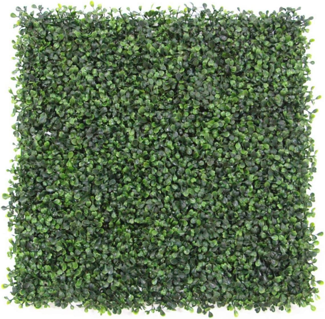 Gorgeoushome Kunstliche Hecken Pflanzenpaneele Sichtschutzhecke