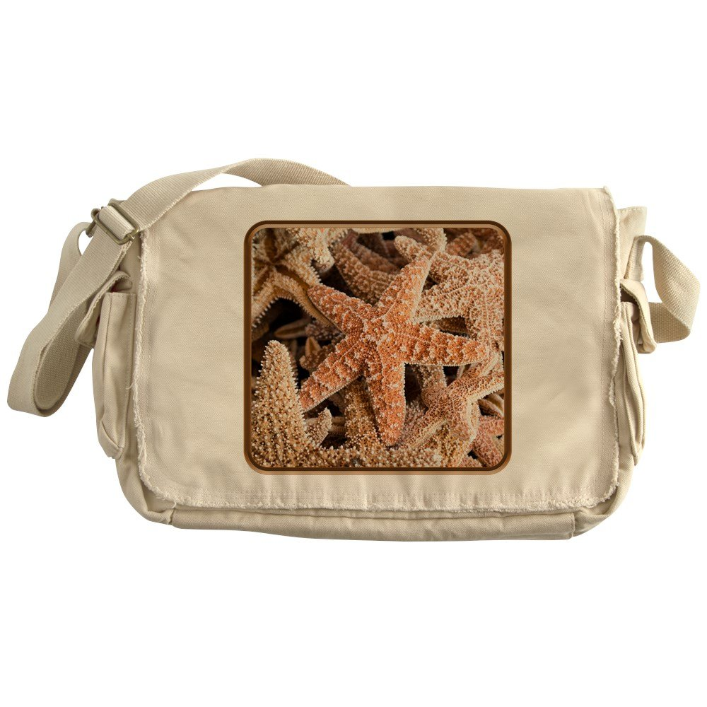 Truly Teague Khaki Messenger Bag Collection Of Starfish