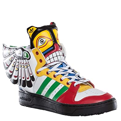 pretty nice 29757 023c0 adidas Originals-Jeremy Scott EAGLE WINGS TOTEM Multicolore Q23171