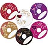 Epic Products Hunnies and Hotties My Glass Tags (Pack of 24), Multicolor