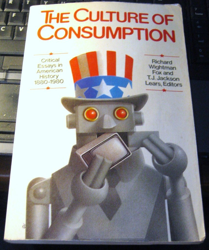 the culture of consumption critical essays in american history the culture of consumption critical essays in american history 1880 1980 richard wightman fox t j jackson lears 9780394716114 com books
