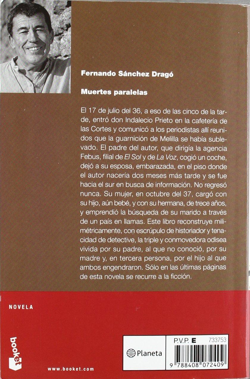 Muertes paralelas (Booket Logista): Amazon.es: Sánchez Dragó, Fernando: Libros