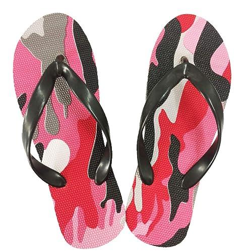 Buy 3C Footwear Non Skid Bright Pink