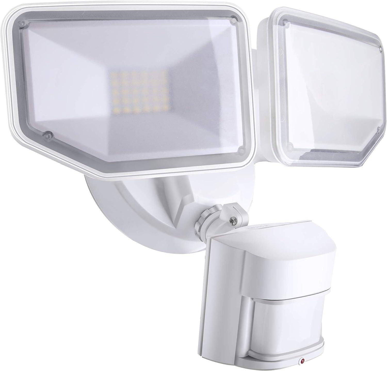 Security Light Dusk to Dawn Super Bright LED Flood Light Outdoor ETL Certified