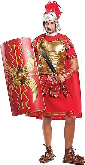 VENEZIANO Disfraz Gladiador Romano Vestido Fiesta de Carnaval ...