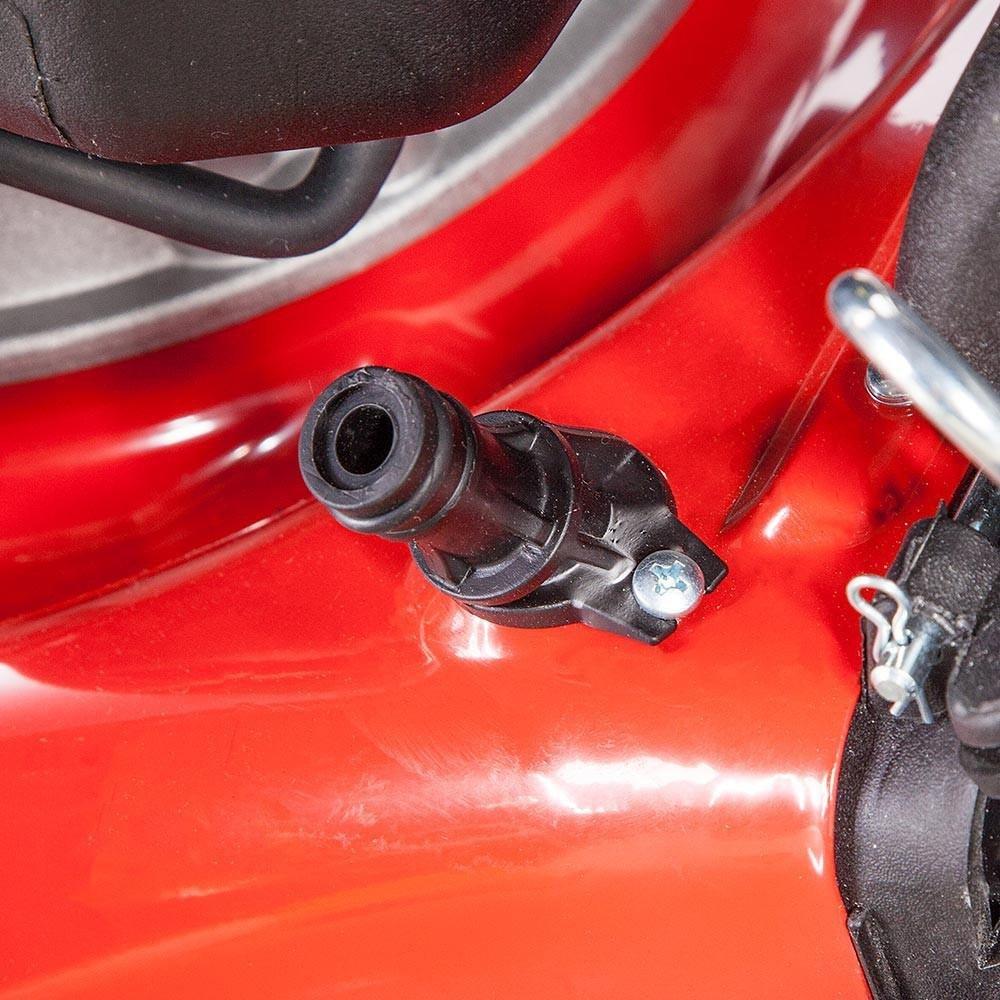 Eco Cortacésped de gasolina de Wheeler Trike 410 tracción de ...