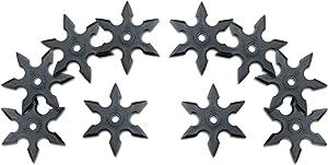 Shinobiya Rubber Toy Throwing Game ROPPO 10 Star Set Ninja Costume Accessories