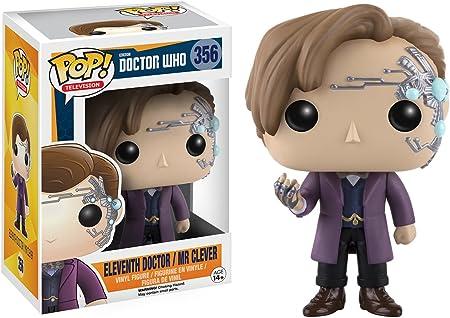 POP! Vinilo - Doctor Who: 11th Doctor / Mr Clever: Amazon.es: Juguetes y juegos