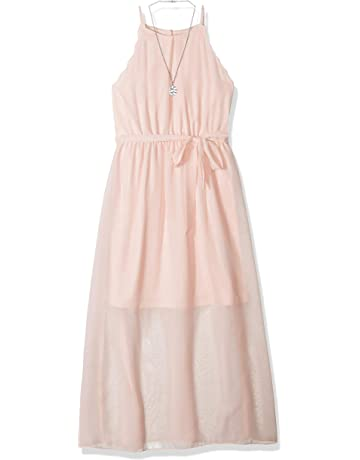 69de432cf7e Amy Byer Girls  Big Scalloped Maxi Dress