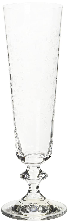 Bohemia Crystal Provence Champagne Flute Set of 6 205 ml Bohemia Cristal Handelsg. mbH 093/006/045