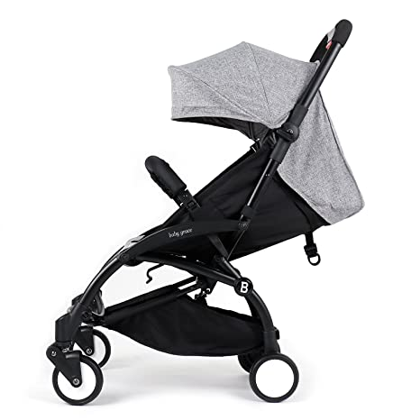 Amazon.com: babygrace Ultra ligero carriola de bebé plegable ...