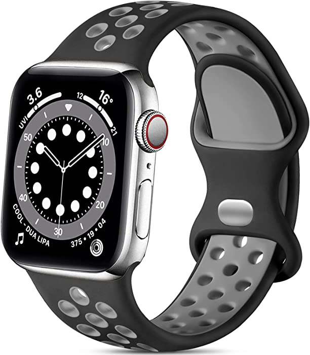 Top 10 Apple Watch Band Silicon 42Mm L Pack