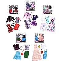 Barbie Pack 2 Modas Surtido/Modelos Aleatorios (Una unidad)(Mattel