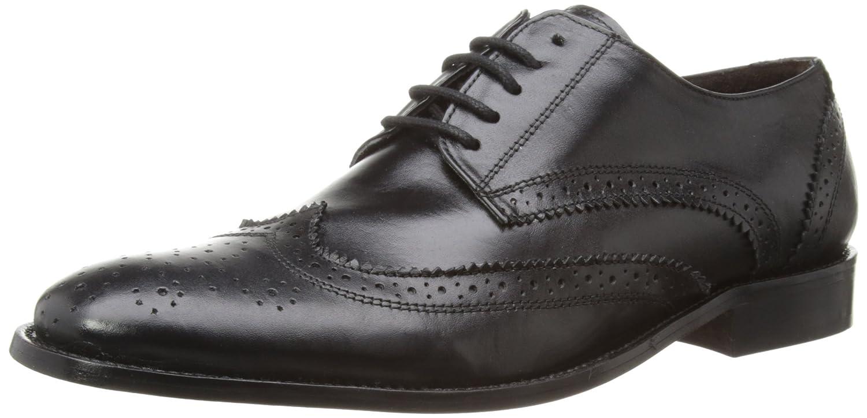Maybury - Chaussures À Lacets En Cuir Pour Homme Noir Noir S73O2Sd4Y