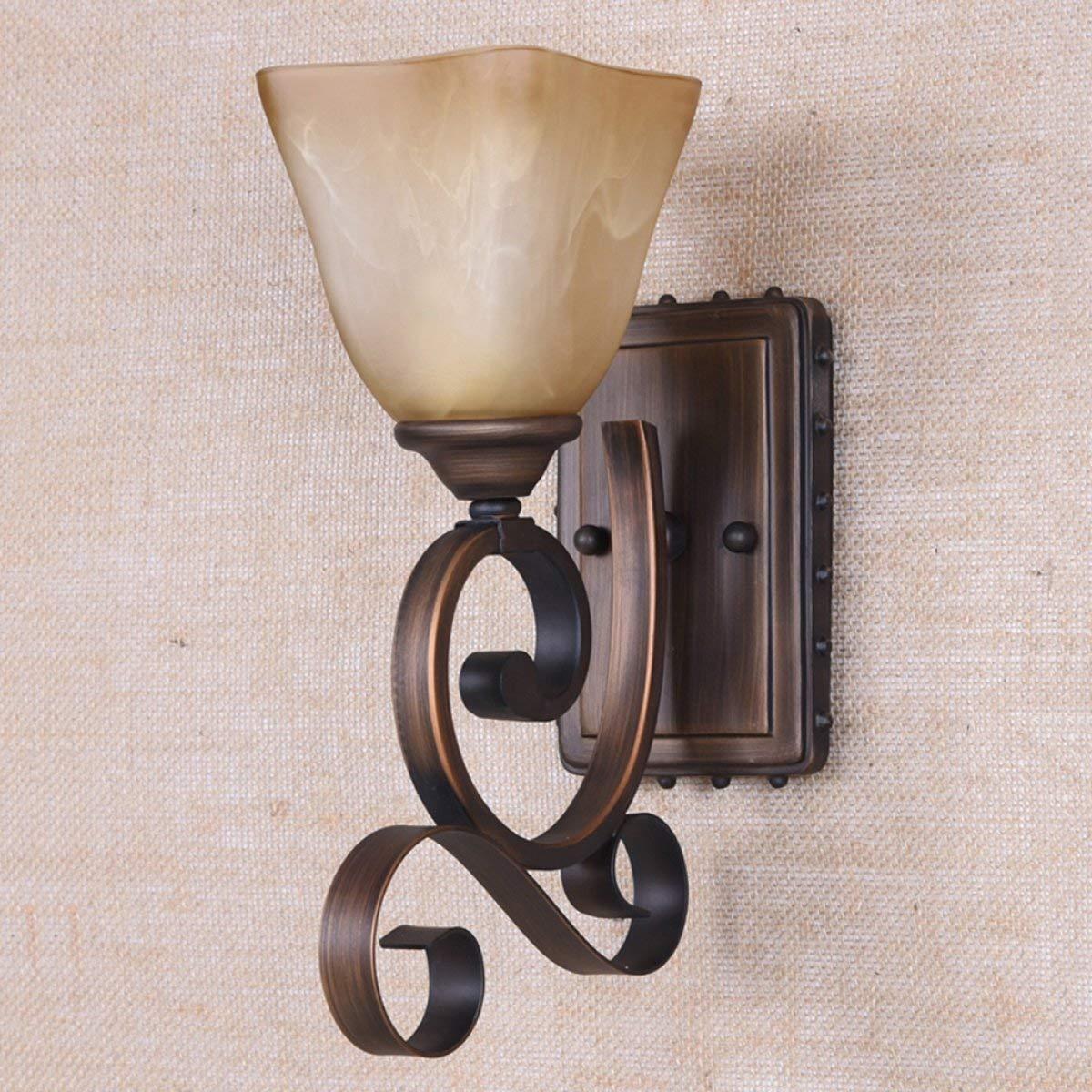 BXJ ヨーロッパ式のレトロの壁ランプの居間の寝室のバルコニーの通路の壁ランプ B07R8L7TZ9