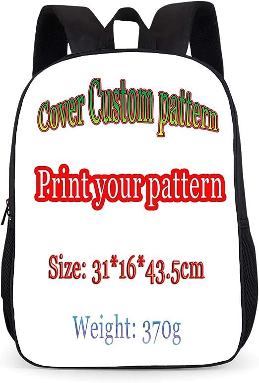 Personalized Ladybug Backpack for Girl Kindergarten Primary Elementary School
