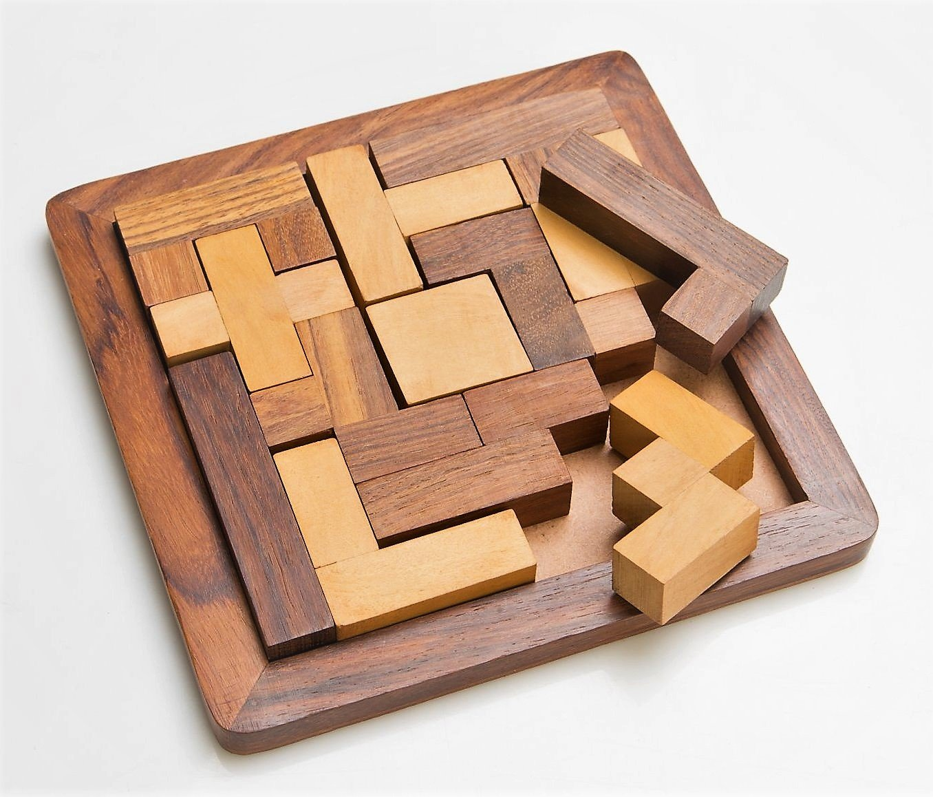 Toys & Games - Wooden Jigsaw Puzzle