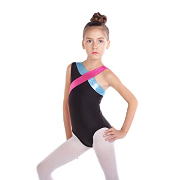 ab371a227 Sinoem Gymnastics Leotards for Girls Ballet Dress Sleeveless Dance ...