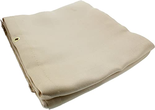 Heavy-Duty Fiberglass Kitchen Fire Retardant Blanket (Small Welding Fireproof Thermal Resistant Insulation) [Abn] Picture