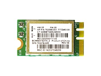 Broadcom BCM43142 Bluetooth 4.0 Adapter Windows 8