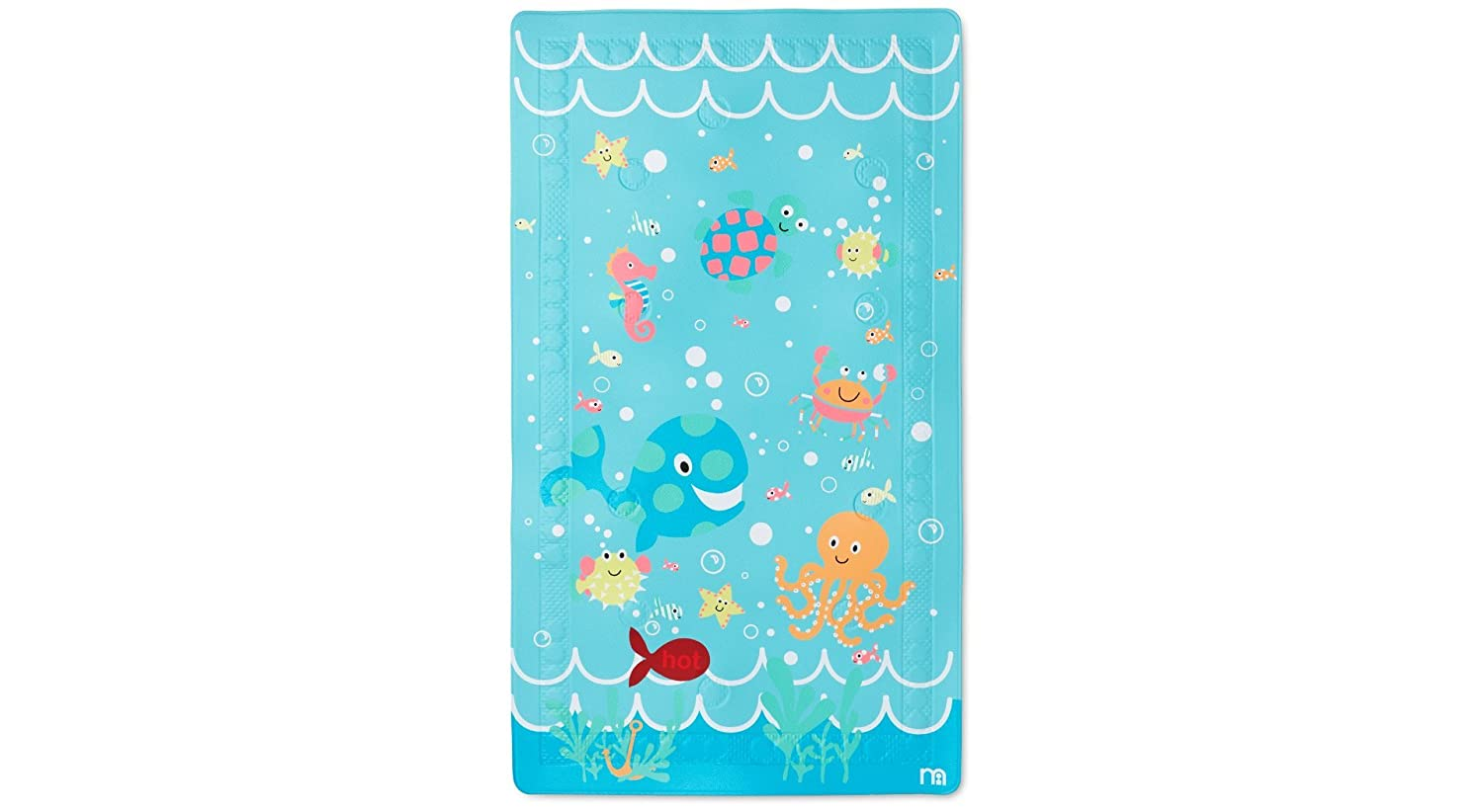 Mothercare Non Slip Bath Mat, Under the Sea F9649
