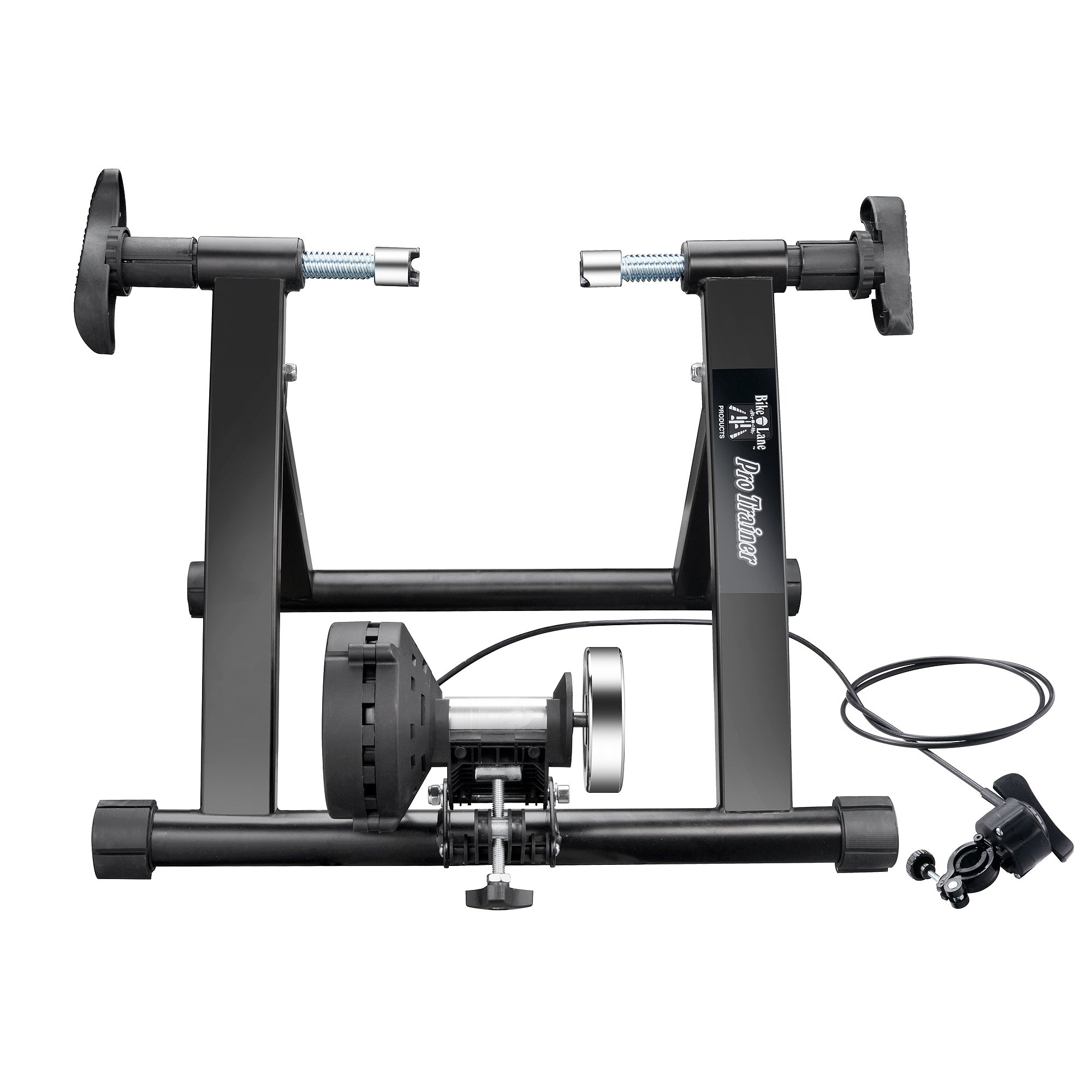 Bike Lane Pro Trainer Bicycle Indoor Trainer Exercise Machine Ride All Year by Bike Lane (Image #6)