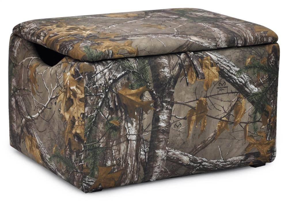 Real Tree Storage Box