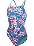 Dolfin Women's Uglies Prints V-2 Back One Piece Swimsuit